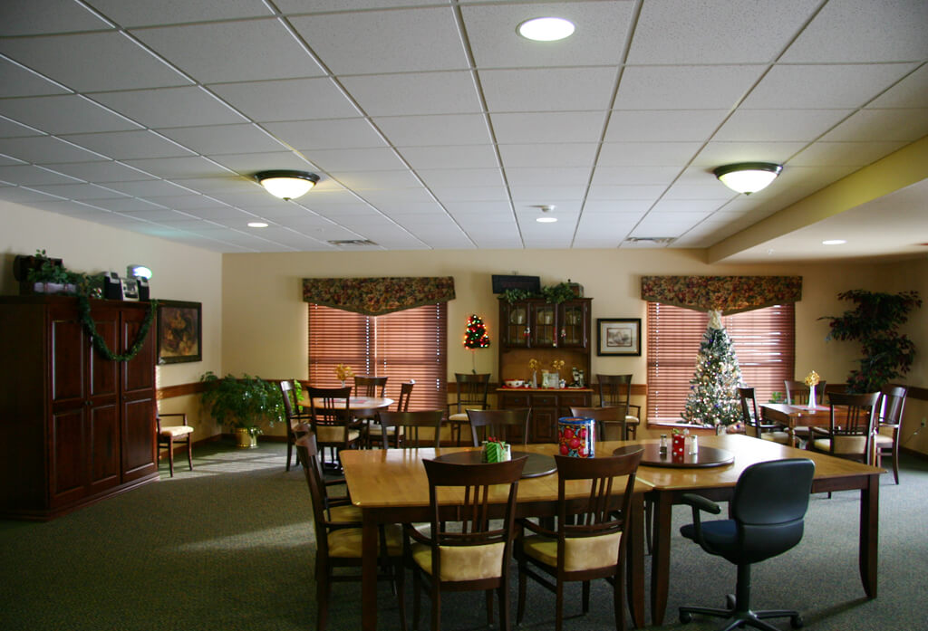 Care Facility Interior