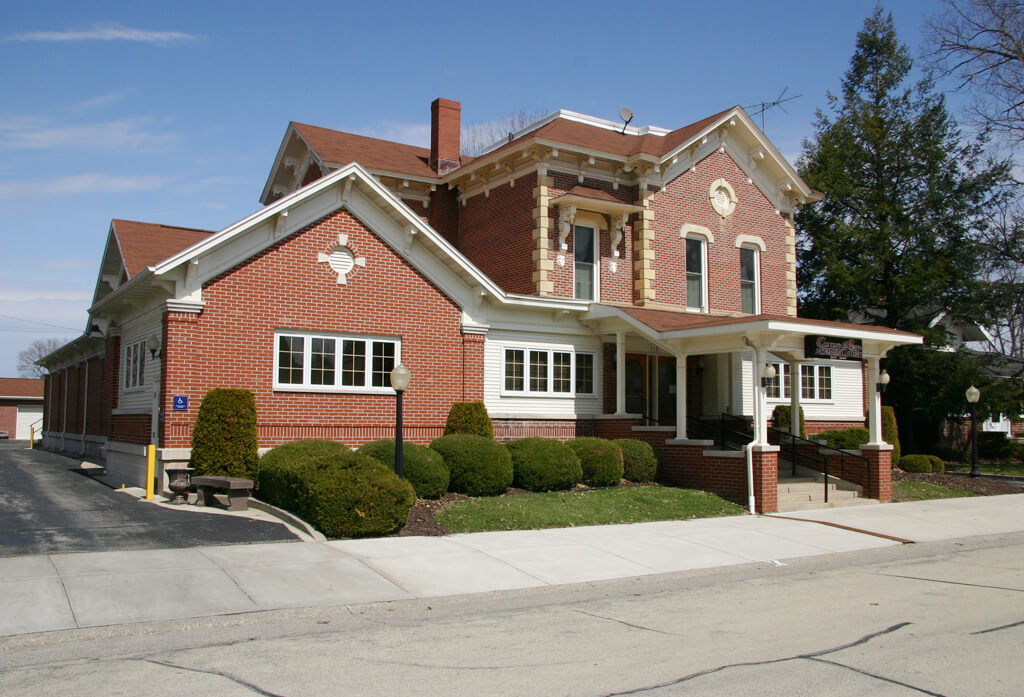 Carson Funeral Home